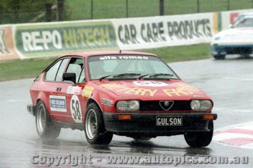 83732 - R. Gulson / G. Murphy - Alfa Romeo  GTV - Bathurst 1983