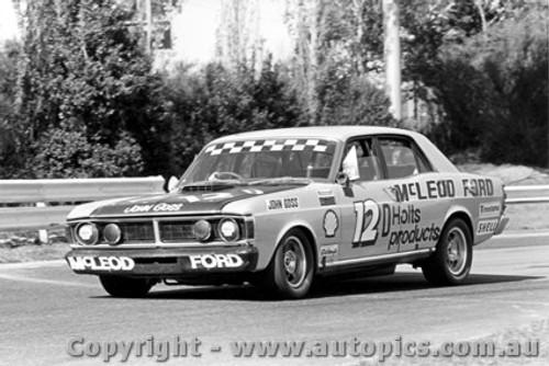 72064 - John Goss - Ford Falcon GTHO Phase 3 - Sandown 1972