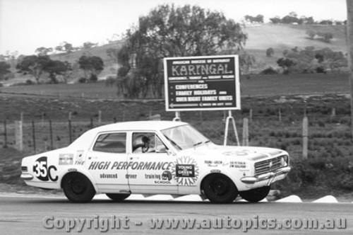 68721 - SIB PETRALIA / JIM SULLIVAN  Holden Kingswood 186S - Bathurst 1968