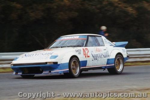 83003  -  Gregg Hansford - Mazda RX7 - Castrol 400 Sandown 1983