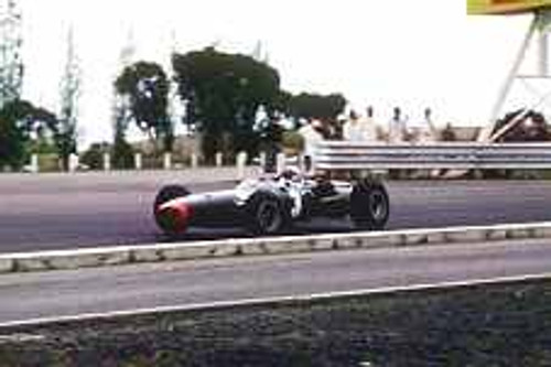 66546 - Jackie Stewart BRM  Winner of the Sandown 1966 Tasman