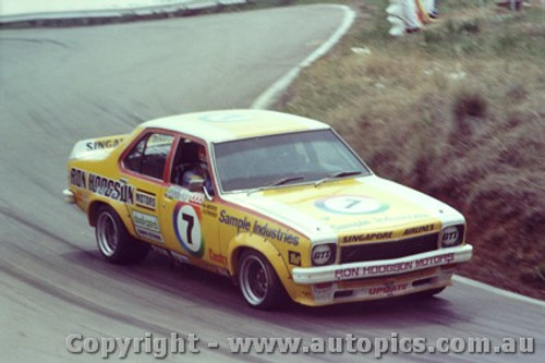 76749  -  B. Morris / J. Fitzpatrick  -  Bathurst 1976 - 1st Outright & Class D Winner - Torana L34 SLR5000