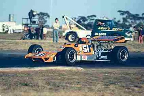 72501 - M. Ramsay Birrana 272 - Calder 1972
