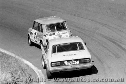 75745 - C. OShanesy / D. Booth Morris Cooper S - Bathurst 1975