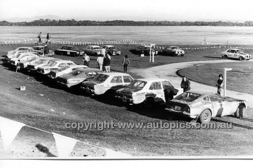 Southern Cross Rally 1972 - Code -  72-SCross-4-008