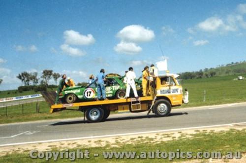 83739 - Johnson / Bartlett - Ford Falcon XE Bathurst 1983