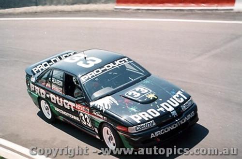 91733 - B. Pearson / B. Stewart Holden Commodore VN - Bathurst 1991