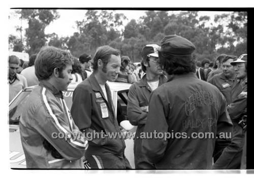 Southern Cross Rally 1976 - Code - 76-T91076-001