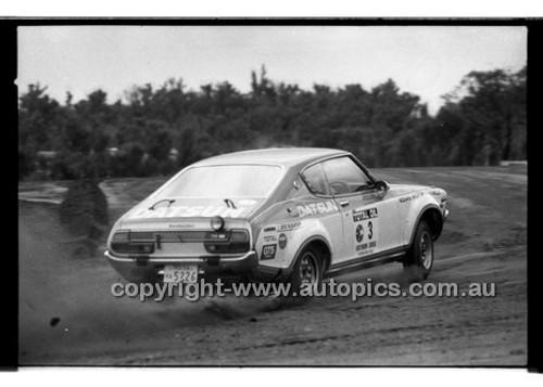 Southern Cross Rally 1976 - Code - 76-T91076-010