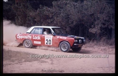 Castrol Rally 1976 - Code - 76-T-Castrol-009
