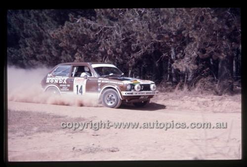 Castrol Rally 1976 - Code - 76-T-Castrol-013