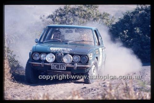 Castrol Rally 1976 - Code - 76-T-Castrol-014