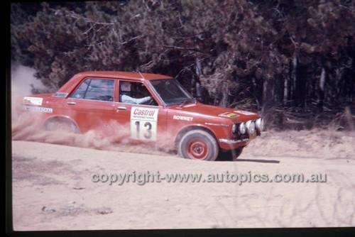 Castrol Rally 1976 - Code - 76-T-Castrol-018