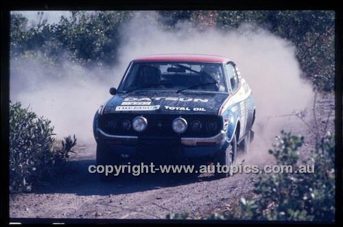 Castrol Rally 1976 - Code - 76-T-Castrol-020