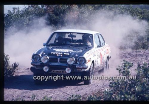 Castrol Rally 1976 - Code - 76-T-Castrol-021