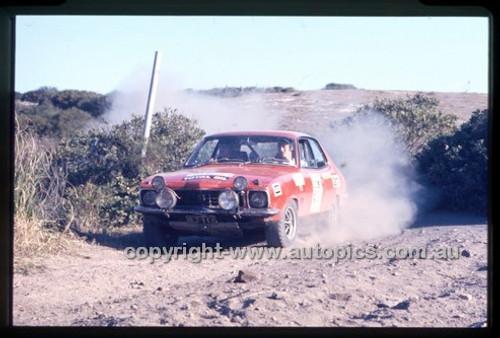 Castrol Rally 1976 - Code - 76-T-Castrol-023