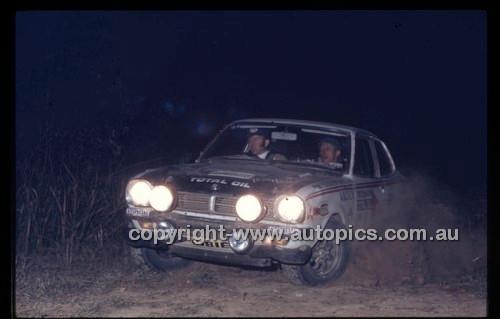 Castrol Rally 1976 - Code - 76-T-Castrol-025