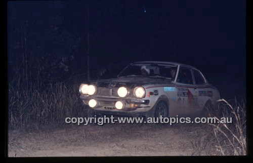 Castrol Rally 1976 - Code - 76-T-Castrol-029