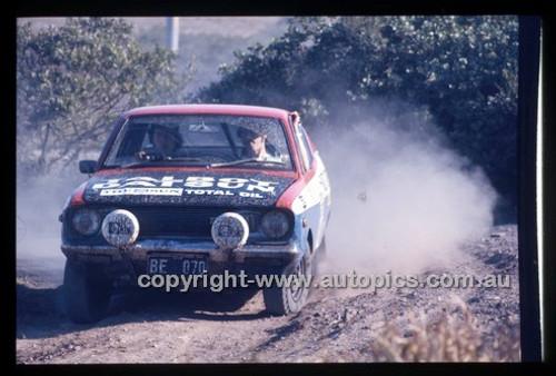 Castrol Rally 1976 - Code - 76-T-Castrol-030