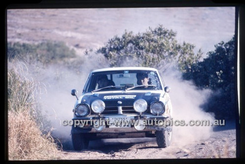 Castrol Rally 1976 - Code - 76-T-Castrol-031