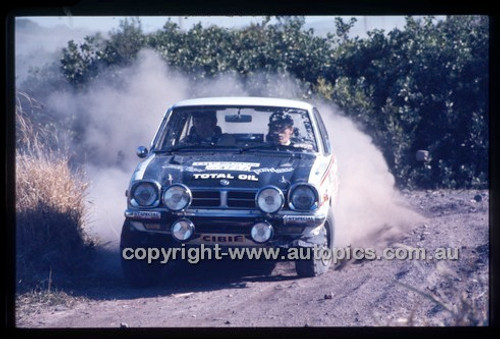 Castrol Rally 1976 - Code - 76-T-Castrol-032