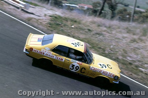 70731 - Colin Bond   Holden Torana LC XU1  - Bathurst  1970