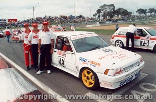 93722 - D. McMillan /  M. Martin / S. Martin Toyota Corolla GT - Bathurst 1993