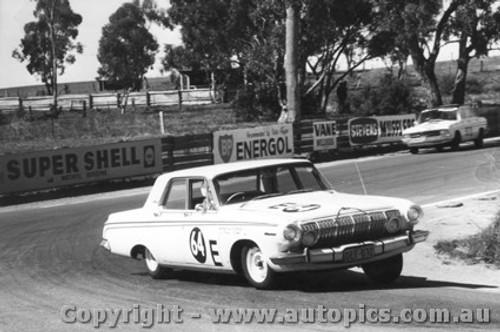 67731 - Sharp / Derriman -  63 Dodge Phoenix Auto  - Bathurst 1967