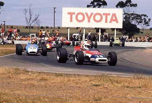 72502 - B. Sampson Speco Toyota / B. Shead Cheetah - Calder 1972