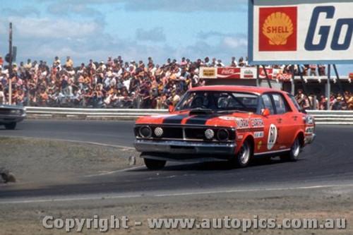 72087 - Murray Carter Ford Falcon GTHO - Calder 1972