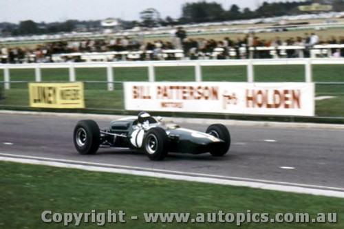 66551 - Jim Clark Lotus - Tasman Series Sandown 1966
