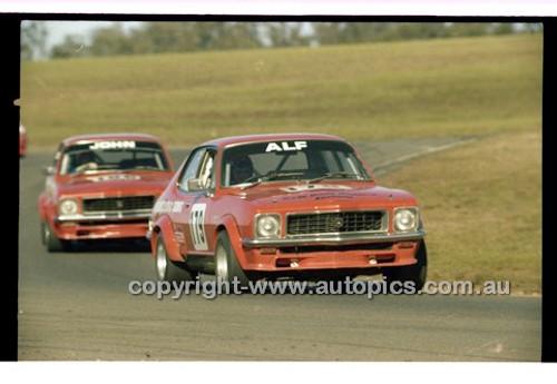 Alf Bargwanna, Torana XU1 - Oran Park 6th July 1980  - Code - 80-OPC6780-015