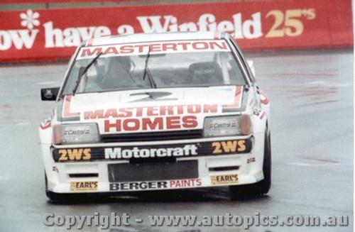 83740 - Masterton / Stewart - Ford Falcon XE Bathurst 1983