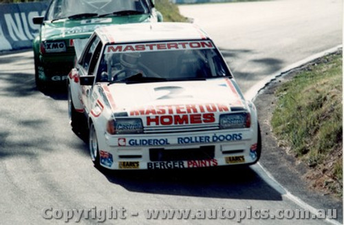 84737 - Masterton / Stewart - Johnson / French Ford Falcon XE / Bathurst 1983