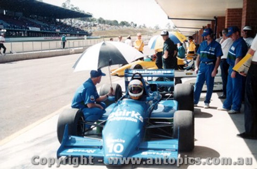 91503 - M. Larkham  Formula Holden - Eastern Creek 1991
