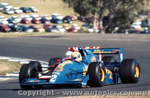 93505 - M. Larkham  Formula Holden - Eastern Creek 1993