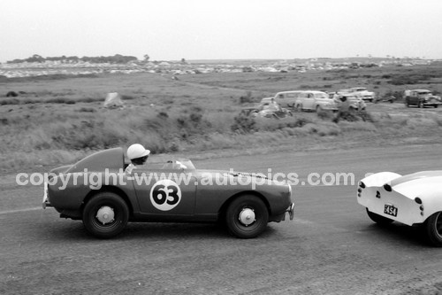59634 -  Paul Samuel Berkeley Sports -  Phillip Island 23th December 1959 - Photographer Peter D'Abbs