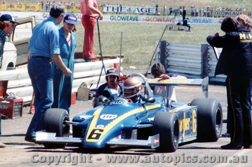 81514 - A. Miedecke  Ralt RT4 - AGP Calder 1981