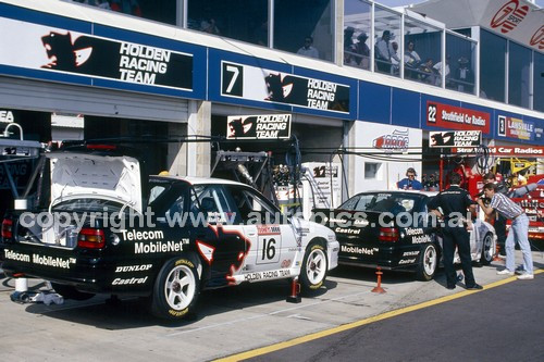 91773  -  Win Percey / Allan Grice  -  Holden Commodore VN  -  Bathurst 1991