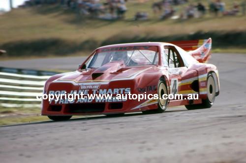 84431 - Allan Grice, Chev Monza -  Lakeside 1984