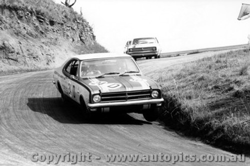 68731  -  Jim Palmer / Phil West  -  Bathurst 1968 - 2nd Outright - Holden Monaro GTS 327