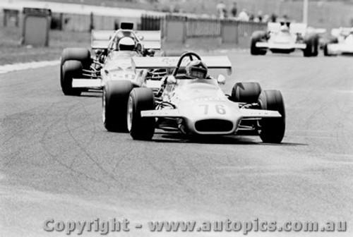 72505 - J. Harvey Brabham BT36  - Tasman Series Sandown 1972