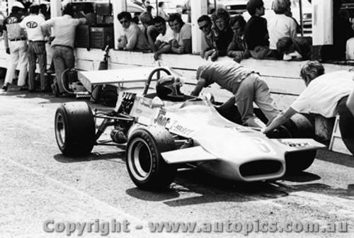 72506 - J. Harvey Brabham BT36  - Tasman Series Sandown 1972
