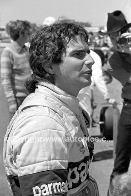 81115 - Nelson Piquet - Calder 1981 - Photographer Peter D'Abbs