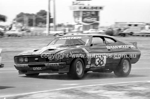78111 - Murray Carter, Falcon GT - Calder 6th August 1978 - Photographer Darren House