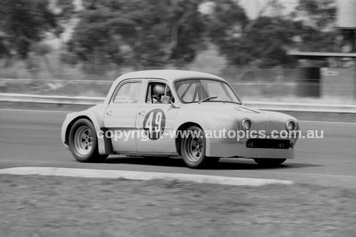 78107 - Alan Gissing, Renault Turro - Calder 6th August 1978 - Photographer Darren House