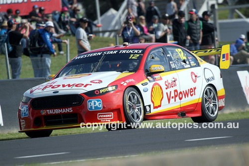 16711 - Fabian Coulthard & Luke Youlden, Ford Falcon FG/X - 2016 Bathurst 1000
