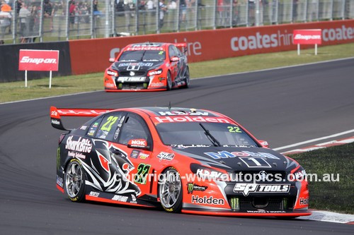 16727 - James Courtney & Jack Perkins,  Holden Commodore VF - 2016 Bathurst 1000