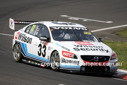 16730 - Scott McLaughlin & David Wall, Volvo S60  - 2016 Bathurst 1000
