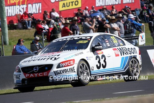16731 - Scott McLaughlin & David Wall, Volvo S60  - 2016 Bathurst 1000